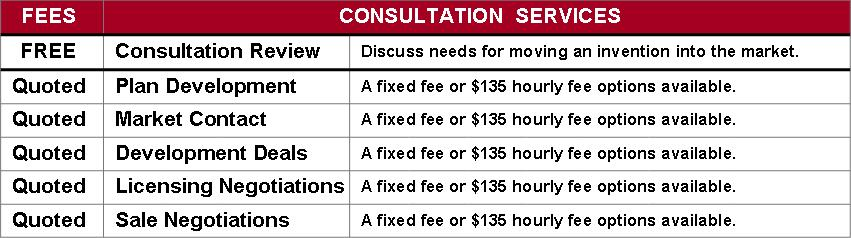 Fees - Table - Consult Paid